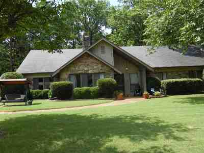 Memphis Single Family Home For Sale: 499 Berkeley