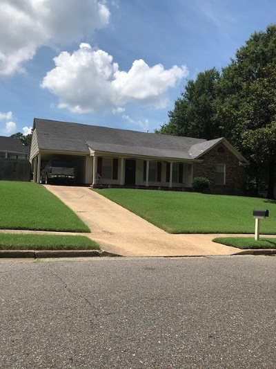 Memphis Condo/Townhouse For Sale: 3719 Clearbrook