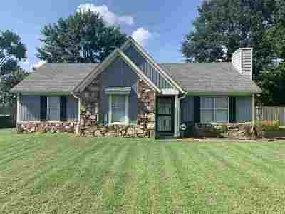 Memphis Single Family Home For Sale: 6990 W Texel