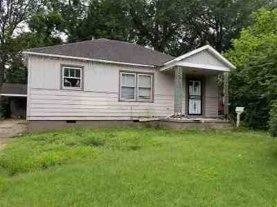 Memphis Single Family Home For Sale: 3657 Hazelwood