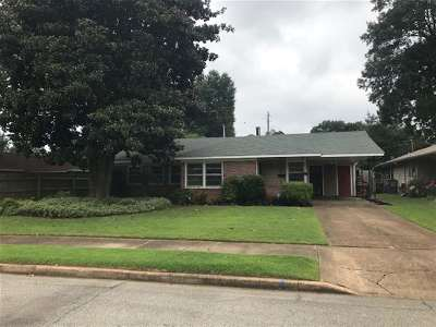 Memphis Single Family Home For Sale: 971 Frankfort