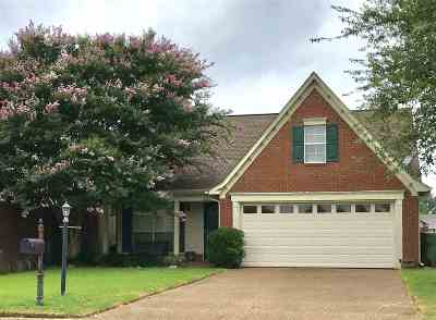 Memphis Single Family Home For Sale: 2237 Valley Edge