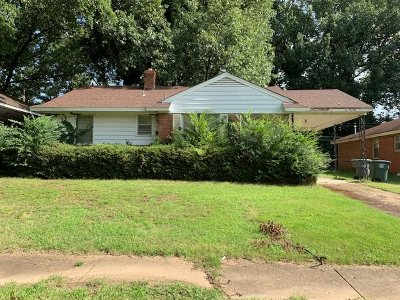 Memphis Single Family Home For Sale: 3630 Philsdale