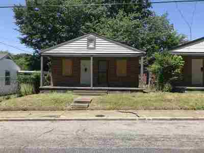 Memphis Single Family Home For Sale: 871 Alma