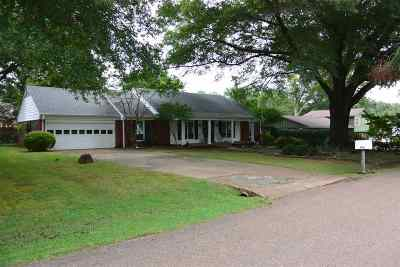 Collierville Single Family Home Contingent: 456 Cardinal