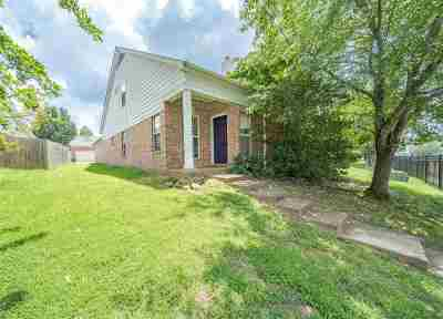 Cordova Single Family Home For Sale: 2170 Berry Bush