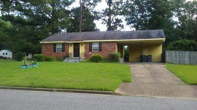 Memphis Single Family Home For Sale: 179 Appleton