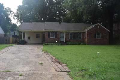 Memphis Single Family Home For Sale: 3002 Scotland