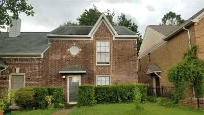 Memphis Condo/Townhouse For Sale: 1682 Red Barn