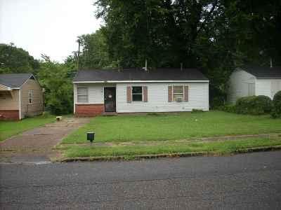 Memphis Single Family Home For Sale: 4494 Suncrest