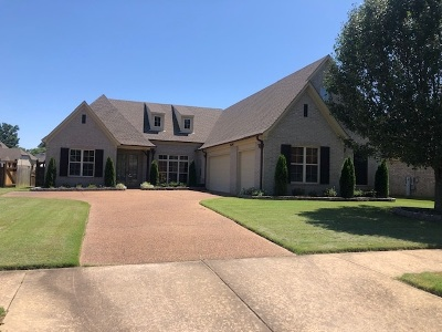 Bartlett Single Family Home Contingent: 4674 Dylan Valley