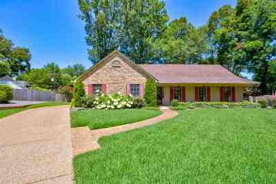 Shelby County Single Family Home For Sale: 505 Primrose