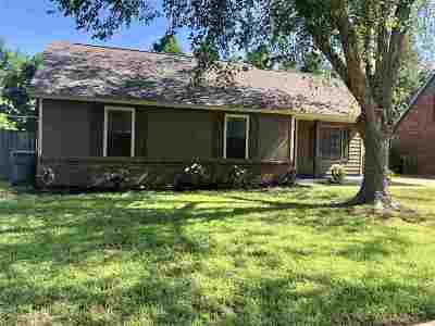 Memphis Single Family Home For Sale: 7176 Butterfly