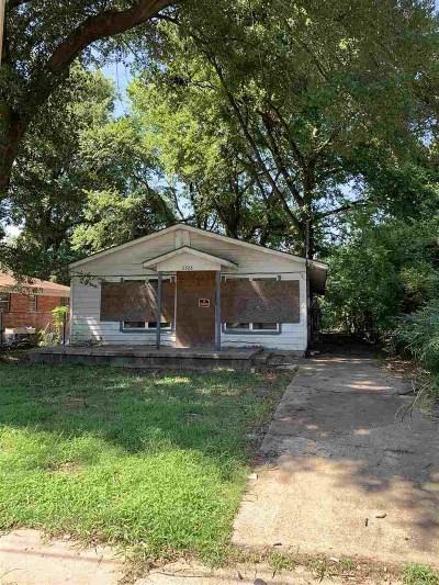Memphis Single Family Home For Sale: 2328 Dexter