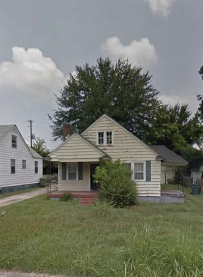 Memphis Single Family Home For Sale: 298 Edsel