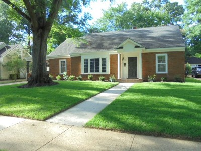Shelby County Single Family Home Contingent: 4436 Cherrydale