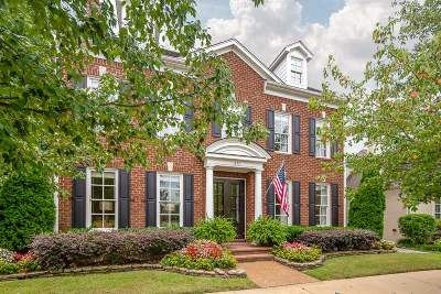 Collierville Single Family Home For Sale: 1893 Laurel
