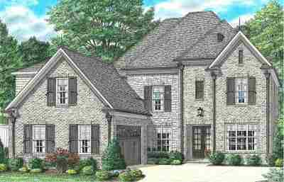 Collierville Single Family Home For Sale: 1731 Chadwick Farms