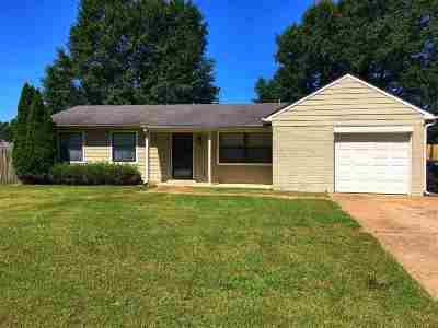 Bartlett Single Family Home For Sale: 4141 Abelia Hill