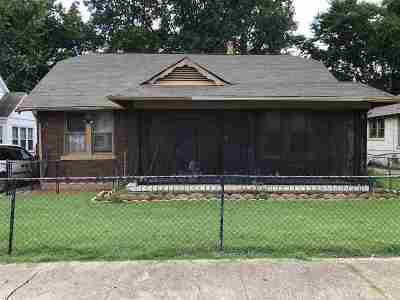 Single Family Home For Sale: 723 Spring