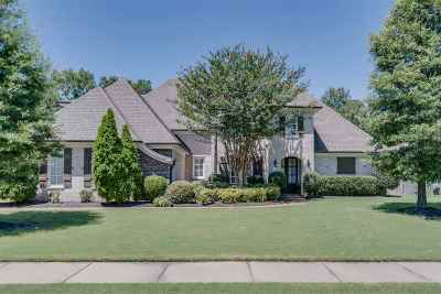Collierville Single Family Home For Sale: 1581 Brackenshire