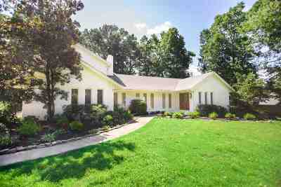 Germantown Single Family Home For Sale: 2341 Dogwood Trail