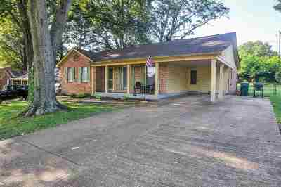 Southaven Single Family Home For Sale: 1173 Brandywine
