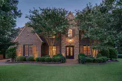 Collierville Single Family Home For Sale: 1268 Brayshore