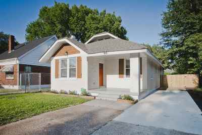 Single Family Home Contingent: 910 N Watkins