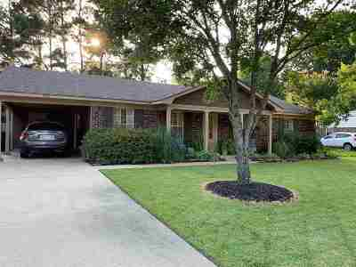 Collierville Single Family Home Contingent: 895 Barbara Lynn