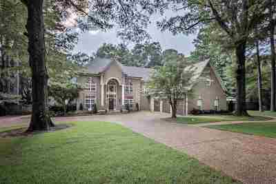 Shelby County Single Family Home Contingent: 607 Valleybrook