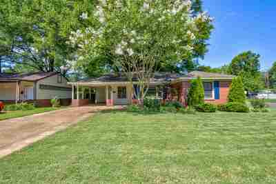 Shelby County Single Family Home Contingent: 1147 Dearing