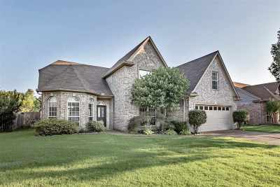 Arlington Single Family Home Contingent: 11215 Cashmere Woods