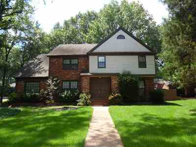 Germantown Single Family Home For Sale: 2959 Meadow Wood