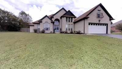 Atoka Single Family Home For Sale: 166 Mabel