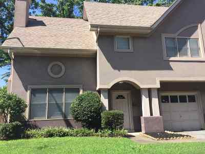 Memphis Single Family Home For Sale: 2008 East End #7-1