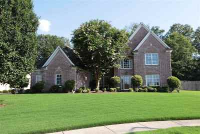 Collierville Single Family Home For Sale: 1181 S Indian Wells