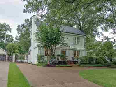 Memphis Single Family Home For Sale: 61 Cherokee