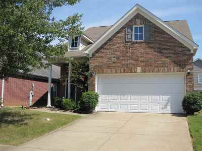 Arlington Single Family Home Contingent: 4877 Water Brook