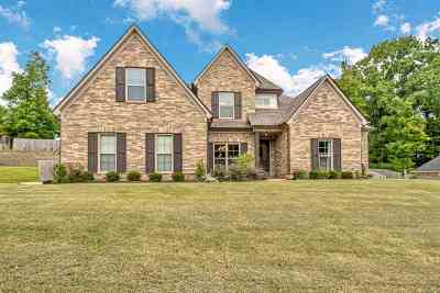 Bartlett Single Family Home Contingent: 4845 Bourne Hollow