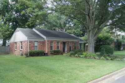 Memphis Single Family Home For Sale: 5726 Eastover