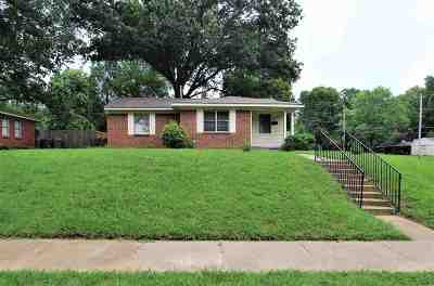 Shelby County Single Family Home Contingent: 4972 Verne