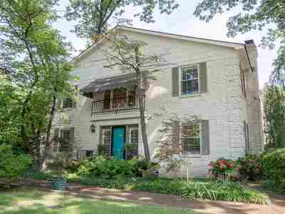 Shelby County Single Family Home Contingent: 295 W Central Park #5