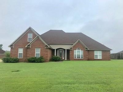 Atoka Single Family Home For Sale: 38 Ward