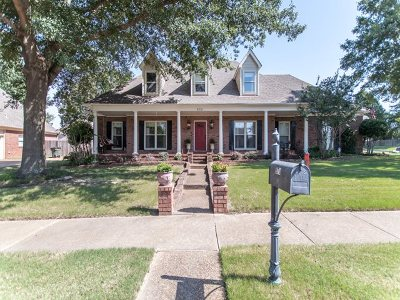 Collierville Single Family Home For Sale: 570 Sagewood