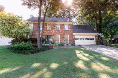 Memphis Single Family Home Contingent: 222 Shelley Renee