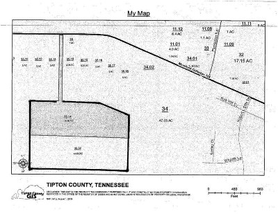 Munford Residential Lots & Land For Sale: LOT 14 Munford Giltedge