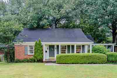 Shelby County Single Family Home For Sale: 181 Wallace