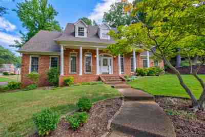 Memphis Single Family Home Contingent: 9578 Shadow Point