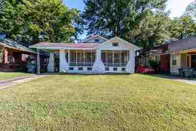 Single Family Home Contingent: 1416 Tutwiler